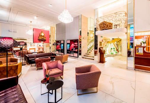 Hotel City Central - Vienna - Lobby