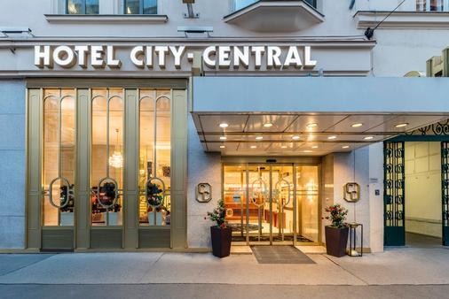 Hotel City Central - Vienna - Building