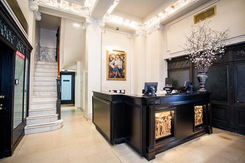 The Mansfield Hotel - New York - Front desk