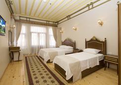 Hotel Gedik Pasa Konagi - Istanbul - Bedroom