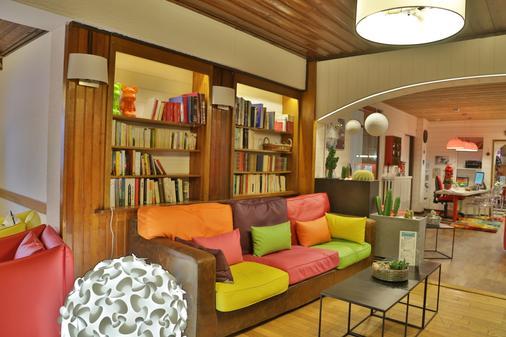 Hôtel Le Tremplin - Morzine - Lounge