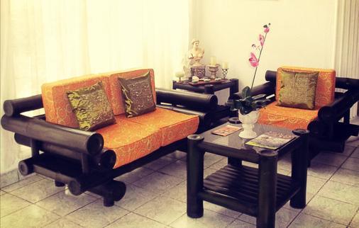 Hotel Grecia Real - San Salvador - Living room