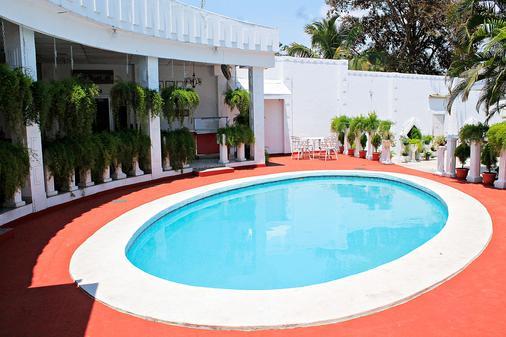 Hotel Grecia Real - San Salvador - Pool
