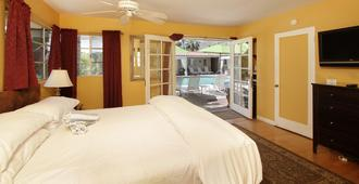 La Dolce Vita Resort & Spa - Gay Men's Clothing Optional - Palm Springs - Bedroom