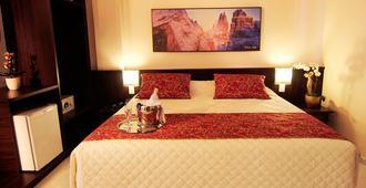 Bogari Hotel - Foz do Iguaçu - Bedroom