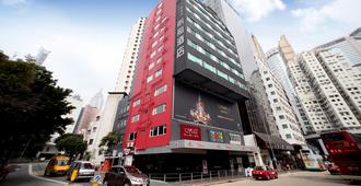 Vela Boutique Hotel - Hong Kong - Building