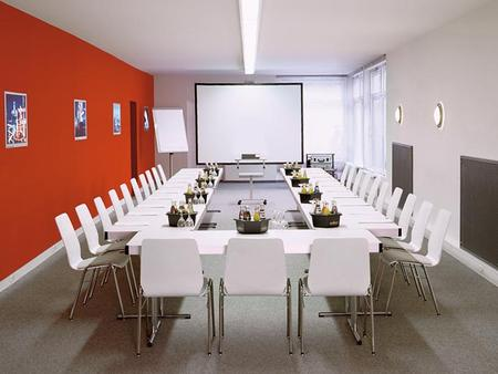 Ferrotel Duisburg - Duisburg - Meeting room