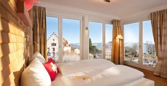 Hotel Helvetia - Lindau (Bavaria) - Bedroom