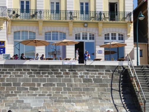 Hotel Kyriad Saint Malo Plage - Saint-Malo - Outdoor view