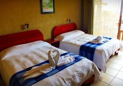 Hotel Arenal Bromelias - La Fortuna - Bedroom