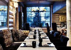 Lodge Park - Megève - Restaurant