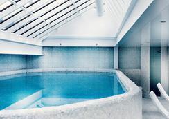 Hotel Mont-Blanc - Megève - Pool