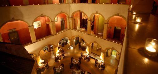 Cour Des Loges - Lyon - Restaurant