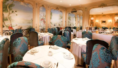 Hotel Belfast - Paris - Restaurant