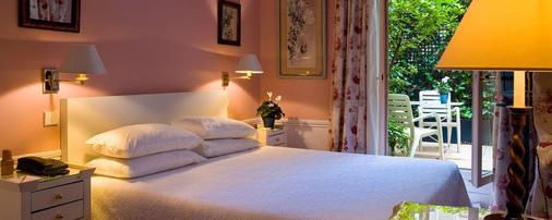 Hotel le Saint Gregoire - Paris - Bedroom