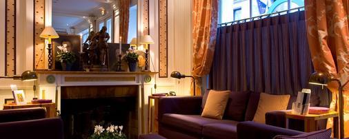 Hotel le Saint Gregoire - Paris - Lobby