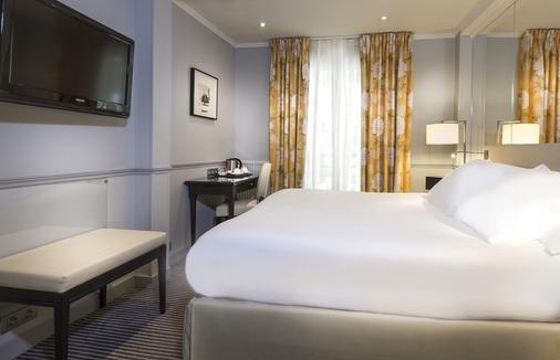 Relais Bosquet - Paris - Bedroom