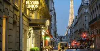 Elysees Union Hotel - Paris - Building