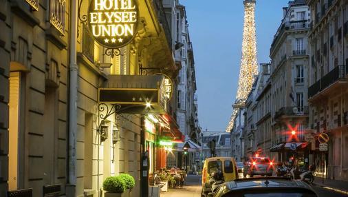 Elysees Union Hotel - Paris - Building