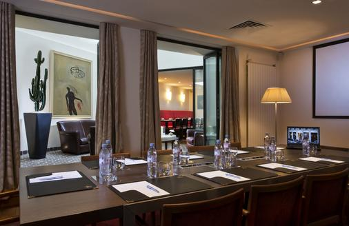 Hotel Le Colisee - Paris - Meeting room