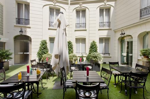 Elysees Union Hotel - Paris - Patio