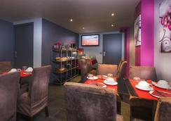 Appart Hotel Cosy Cadet - Paris - Restaurant