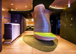 Hotel Odyssey - Paris - Lobby