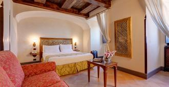 Hotel San Francesco Al Monte - Naples - Bedroom