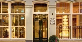 Hotel V Nesplein - Amsterdam - Building
