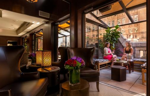 The Library Hotel By Library Hotel Collection - New York - Lounge