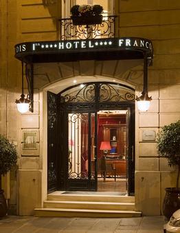 Hôtel Francois 1er - Paris - Building