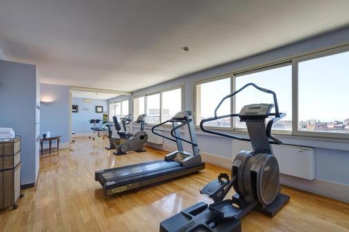 Mercure Catania Excelsior - Catania - Gym