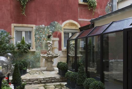 Hôtel Beaugrenelle Saint-Charles - Paris - Patio