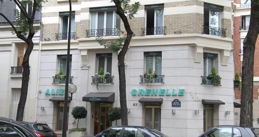 Hotel Alize Grenelle - Paris - Building