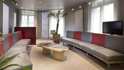 Hotel Alize Grenelle - Paris - Lobby