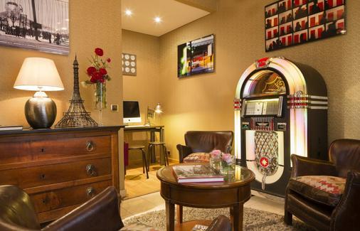 Hotel des Arts Montmartre - Paris - Lobby