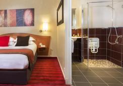 Europe Hotel Paris Eiffel - Paris - Bedroom