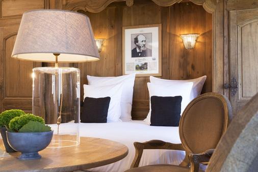 La Ferme Saint Simeon - Honfleur - Bedroom