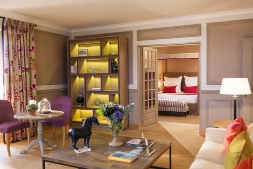 La Ferme Saint Simeon - Honfleur - Living room