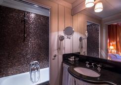 Hotel Odéon Saint Germain - Paris - Bathroom