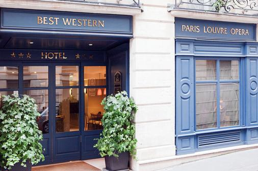 Best Western Paris Louvre Opera - Paris - Building