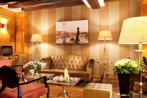 Hotel De Fleurie - Paris - Lounge