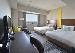 Hotel Sunroute Ariake - Tokyo - Bedroom