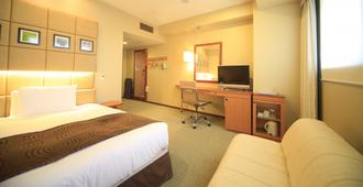 Hotel Sunroute Higashi Shinjuku - Tokyo - Bedroom