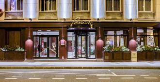 Hotel Le Roosevelt - Lyon - Building