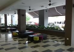 Temasek Hotel - Malacca - Lobby
