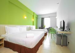Temasek Hotel - Malacca - Bedroom