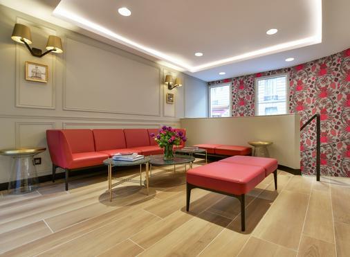 Xo Hotel Paris - Paris - Living room