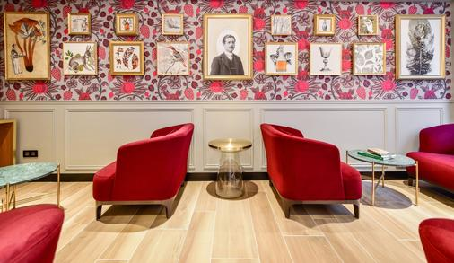 Xo Hotel Paris - Paris - Lounge