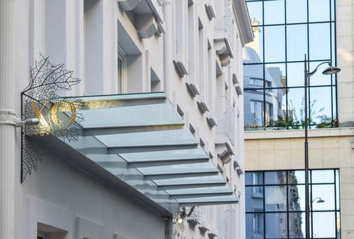 Xo Hotel Paris - Paris - Outdoor view